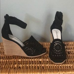Jeffery Campbell del sol wedges